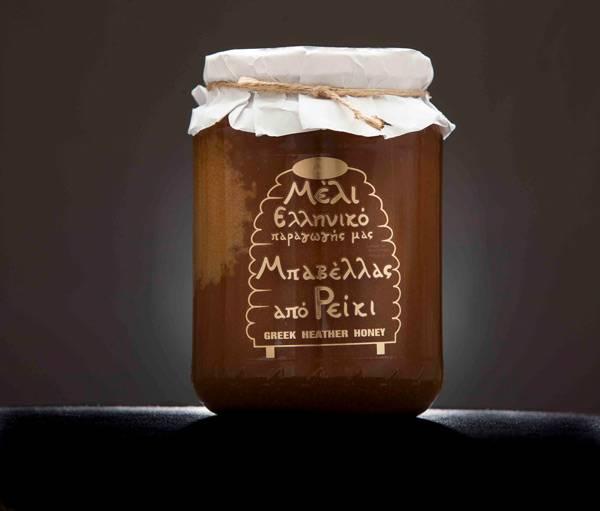 Bavella's Greek Honey